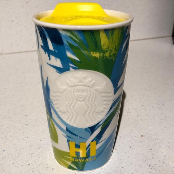 Starbucks Hawaii Coffee Cup